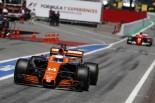 F1 | マクラーレン「ブラボー、アロンソ! ホンダのアップデートの功績も称えたい」/F1スペインGP土曜