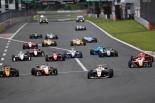 全日本F3第7戦富士 スタート