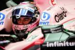 F1 | 8位ペレス「アロンソに0.022秒差で負けて悔しい」:フォース・インディア F1スペインGP土曜