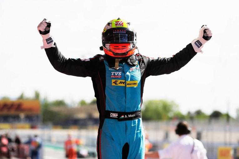 海外レース他 | 福住は6位【順位結果】GP3第1戦バルセロナ 決勝レース2
