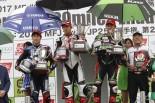 全日本ロード第3戦SUGO表彰台