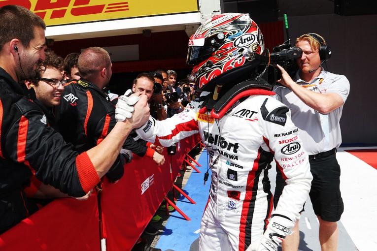 海外レース他 | 松下信治が今季初優勝!【順位結果】FIA F2第2戦バルセロナ 決勝レース2