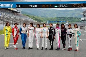 KYOJO CUP第1戦に参戦したドライバーたち