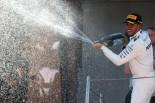 F1スペインGP,今季2勝目をあげたルイス・ハミルトン