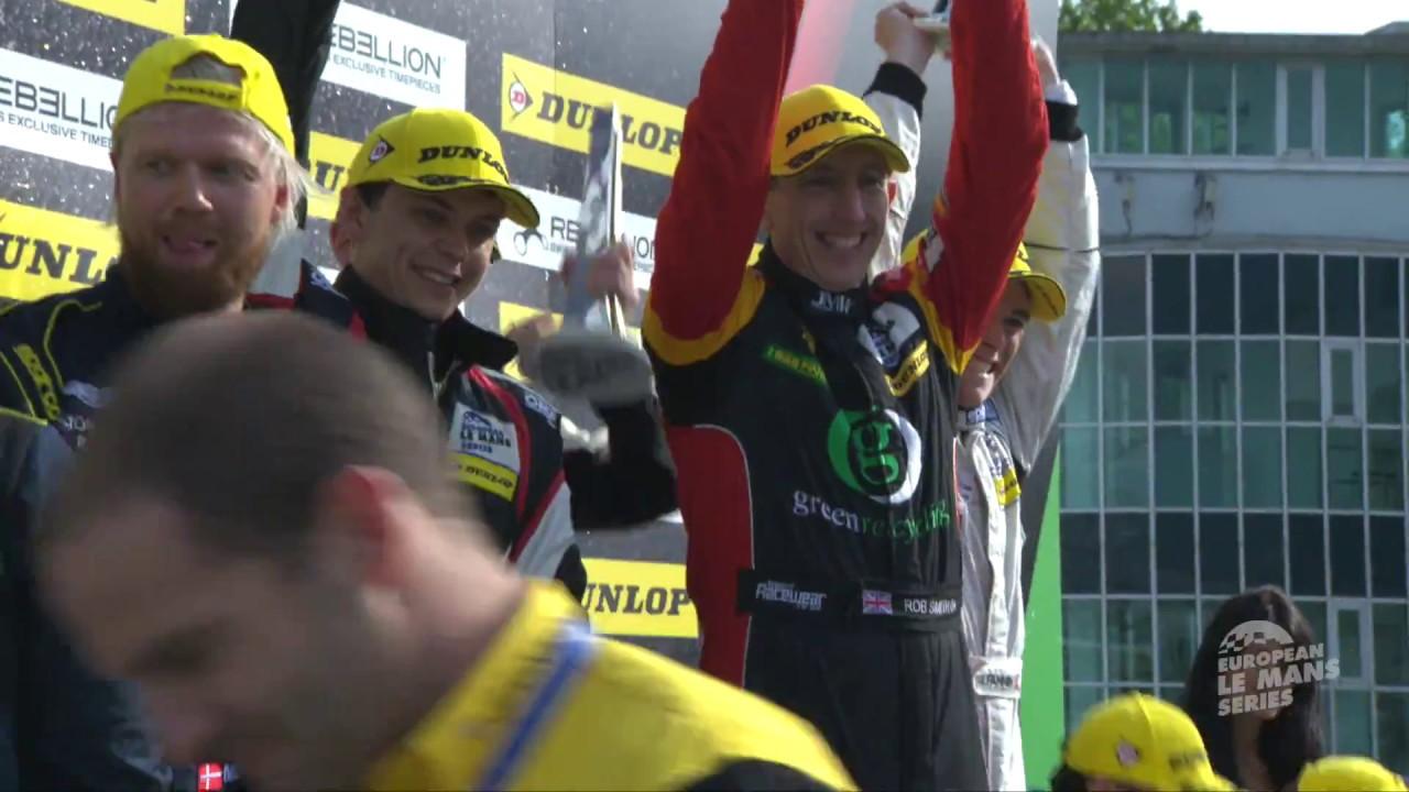 ELMS第2戦モンツァ:Gドライブ移籍2戦目の平川亮、2秒差で逃げ切り今季初優勝