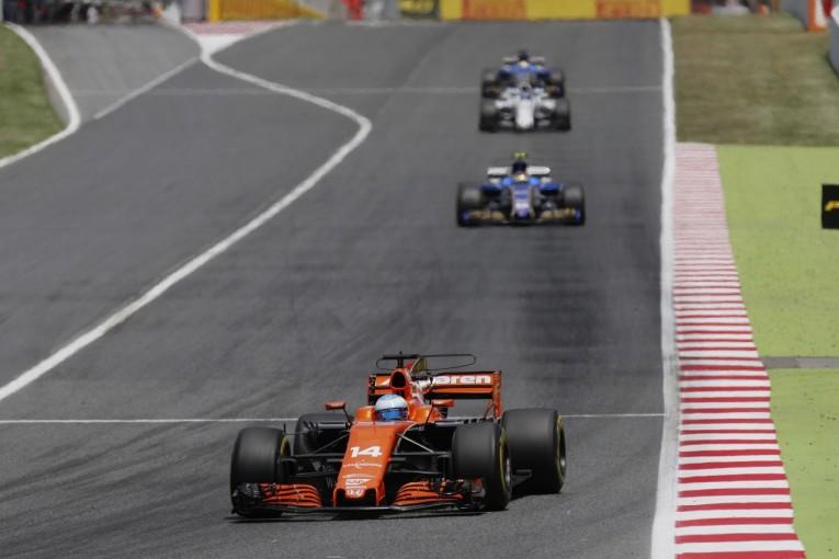 F1 | ホンダ「入賞できるだけの速さがありながら、不運なアクシデントで後退したのは残念」/F1スペインGP日曜