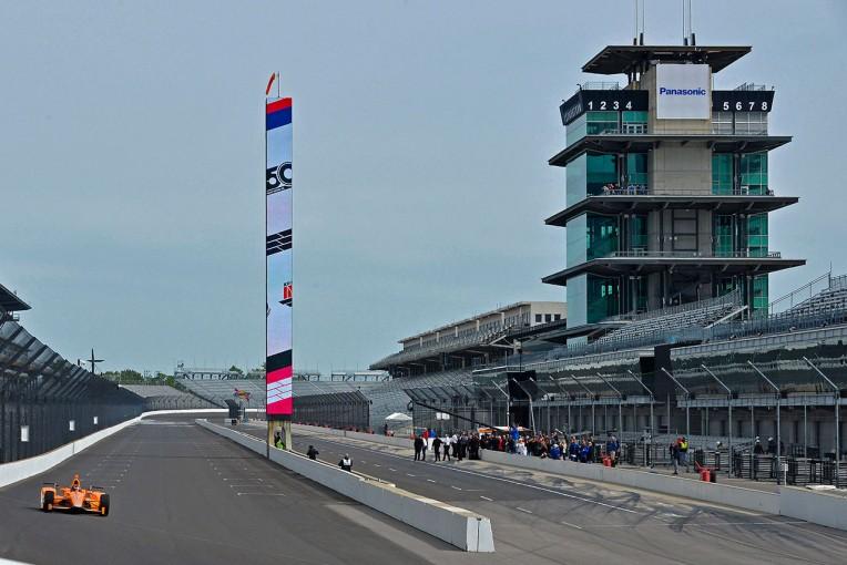 海外レース他   第101回インディ500エントリーリスト発表。33台参戦でバンプアウトはなし