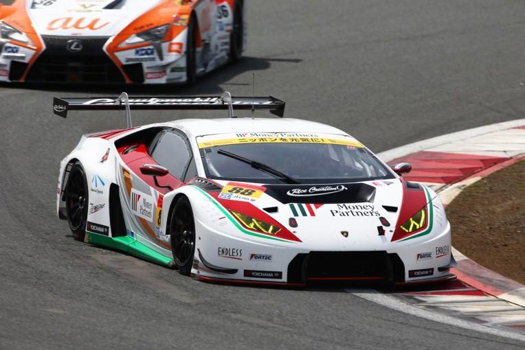 スーパーGT   Team JLOC スーパーGT第2戦富士 レースレポート
