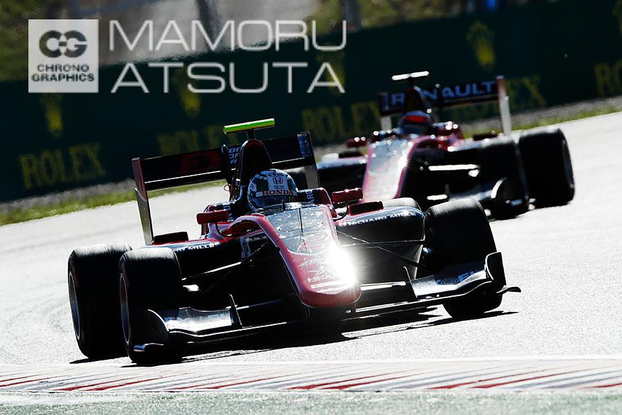 熱田カメラマン F1スペインGP 2回目_9