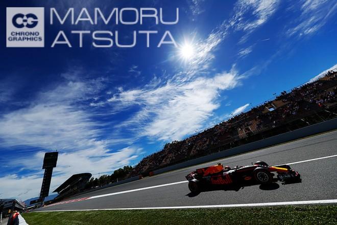 F1スペインGP土曜日
