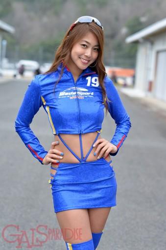 レースクイーン | 木村理恵(WedsSport RACING GALS/2017SGT)