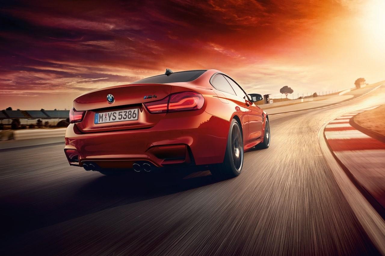 新型『BMW M3/M4』登場に合わせ高性能版を追加。4シリーズも刷新