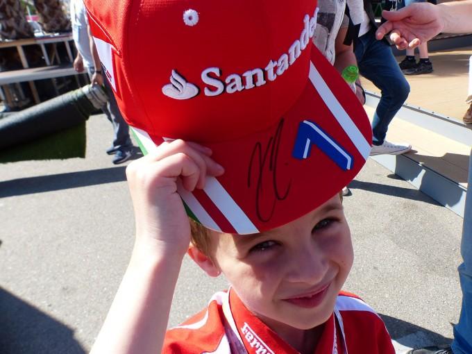 F1 | F1 Topic:泣く子を笑顔にしたライコネンの魔力、フェラーリが少年をパドックに招いた舞台裏