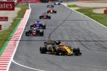 2017年F1第5戦スペインGP ニコ・ヒュルケンベルグ(ルノー)