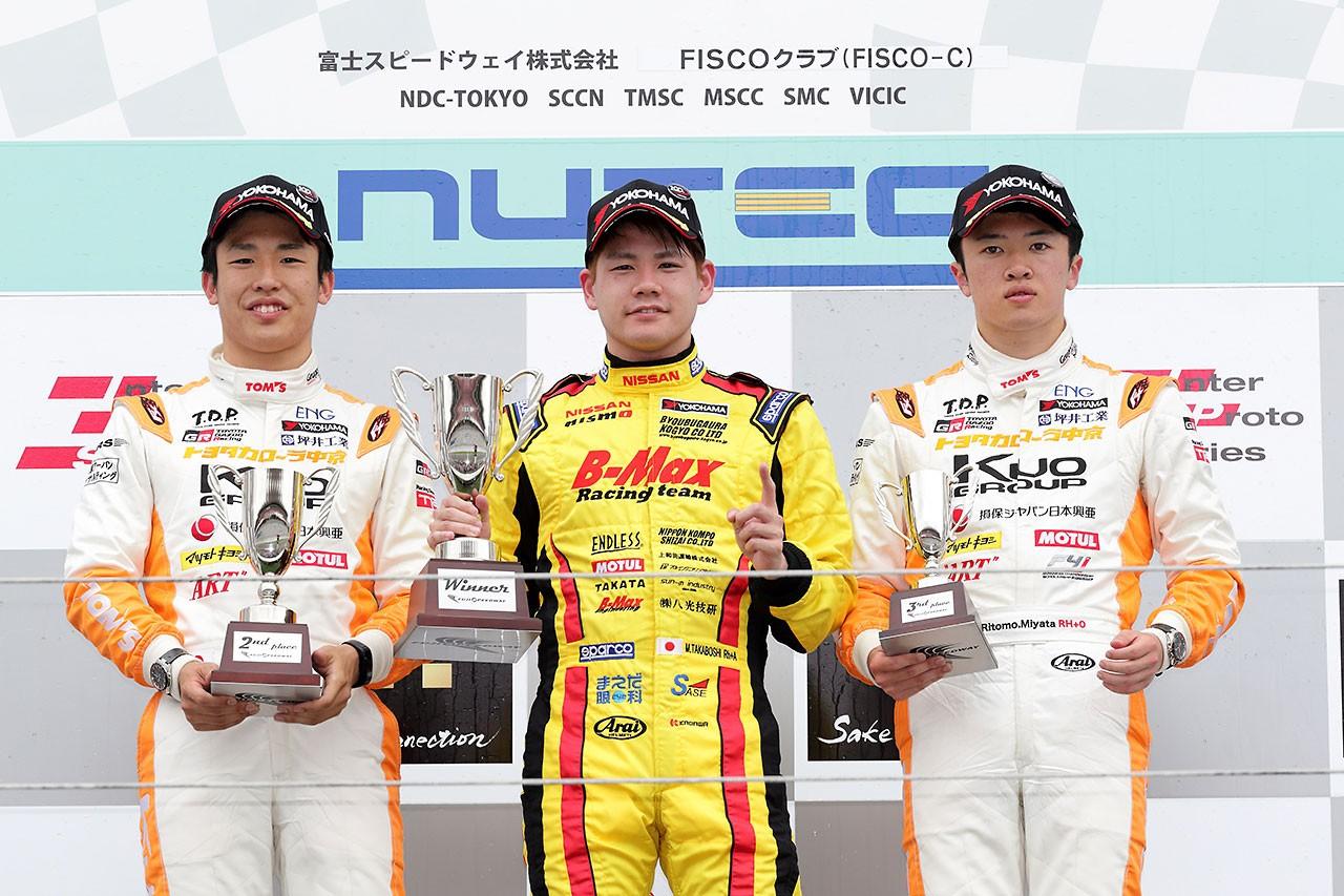 TOYOTA GAZOO Racing 全日本F3第3大会富士 レースレポート