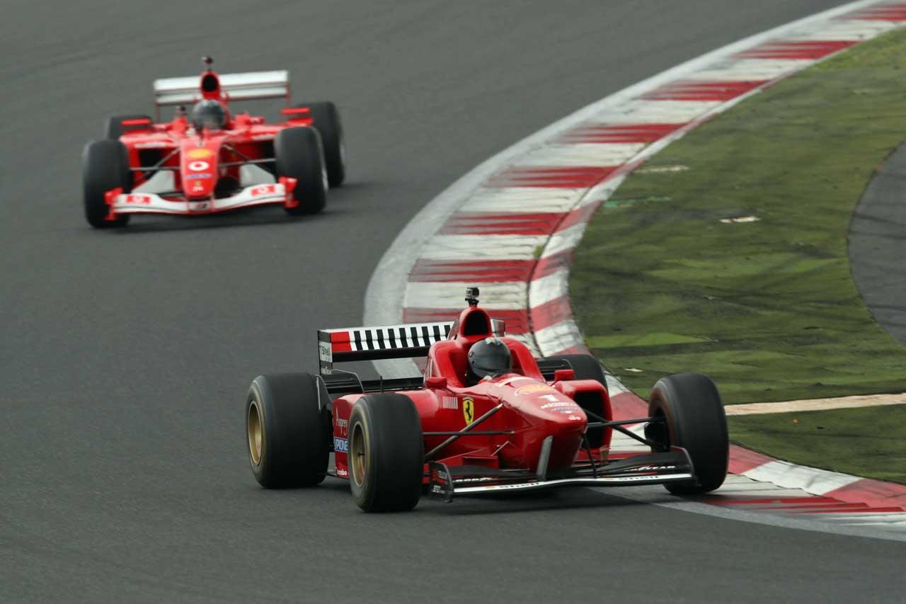 F1マシンや最新モデルなど、フェラーリ250台が集結する特別イベント、5月28日開催