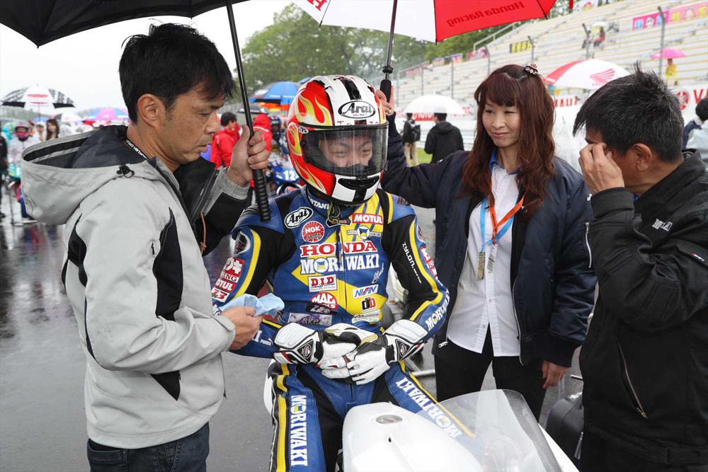 MORIWAKI MOTUL RACING 2017全日本ロード第3戦SUGO