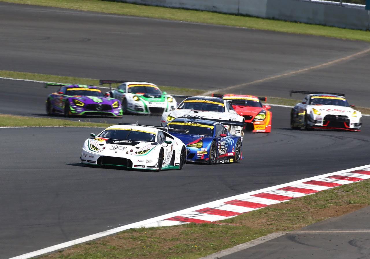 Team JLOC スーパーGT第2戦富士 レースレポート