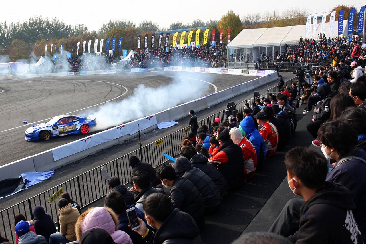 D1グランプリ、2017年中国大会のスケジュールを発表。スタジアム開催も