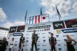フォーミュラV8 3.5の第3ラウンドで金丸悠(RPモータースポーツ)が今季初の表彰台