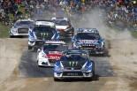 今季初勝利を飾ったPSRX、ヨハン・クリストファーソンのフォルクスワーゲン・ポロGTI RXスーパーカー