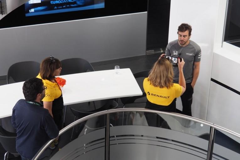 F1スペインGP現地情報 2回目