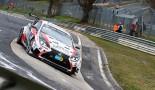 2017年のニュルブルクリンク24時間耐久レースに挑む170号車レクサスRC