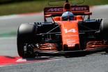フェルナンド・アロンソ(マクラーレン・ホンダ) 2017年F1第5戦スペインGP
