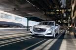 クルマ | フロントグリル改良の新型『キャデラックCTS』登場。特別色の限定モデルも