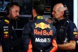 2017年F1スペインGPを訪れたエイドリアン・ニューウェイ