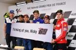MotoGP | MotoGPライダーたちもヘイデンにエール。金曜日も容態は変わらず「深刻」な状態