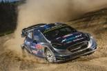 ラリー/WRC | タナクが首位浮上も上位陣の差はわずか/【順位結果】世界ラリー選手権第6戦ポルトガル SS9後