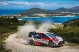 ラリー/WRC | WRC:トヨタ、ラトバラ横転も3台揃ってデイ2走破。マキネン「明日はさらに大変になる」