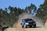 ラリー/WRC | WRCポルトガル:ラトバラ含む上位陣が続々脱落。2日目はタナクが総合首位