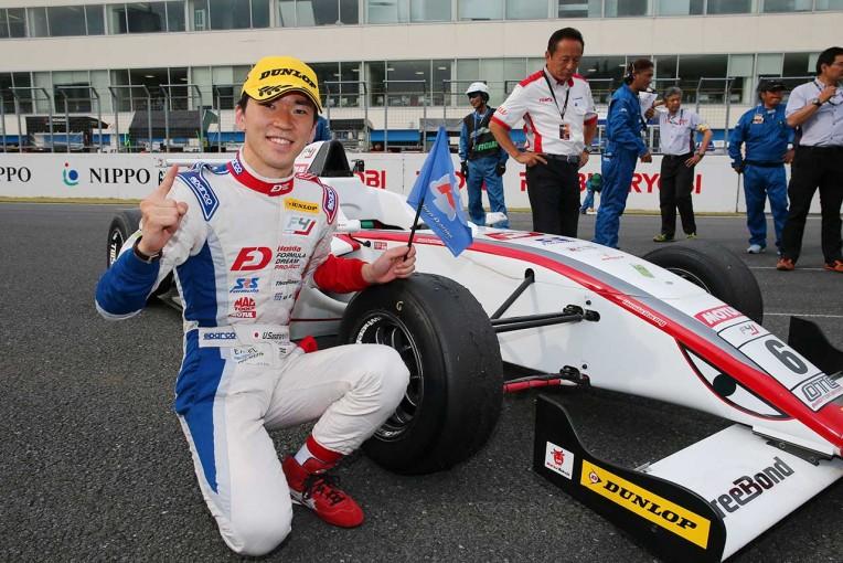 国内レース他 | FIA-F4:2年ぶりのオートポリス戦で笹原右京が2勝目。「ヨーロッパのコースのよう」