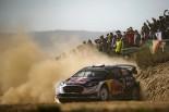 ラリー/WRC | 王者オジエが首位浮上/【順位結果】世界ラリー選手権第6戦ポルトガル SS15後