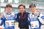 スーパーGT第3戦オートポリスでポール・トゥ・ウィンを飾ったVivaC team TSUCHIYA