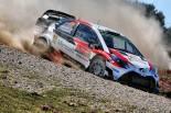 ラリー/WRC | WRC:トヨタ、苦しみながらも全車が最終日へ。ラトバラ「正しい方向に向かっている」