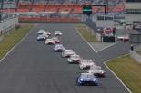 GT500クラス レーススタート