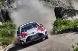 ラリー/WRC | WRC:トヨタ、3台そろってトップ10入り。「難しいラリーだったが結果には満足」とマキネン