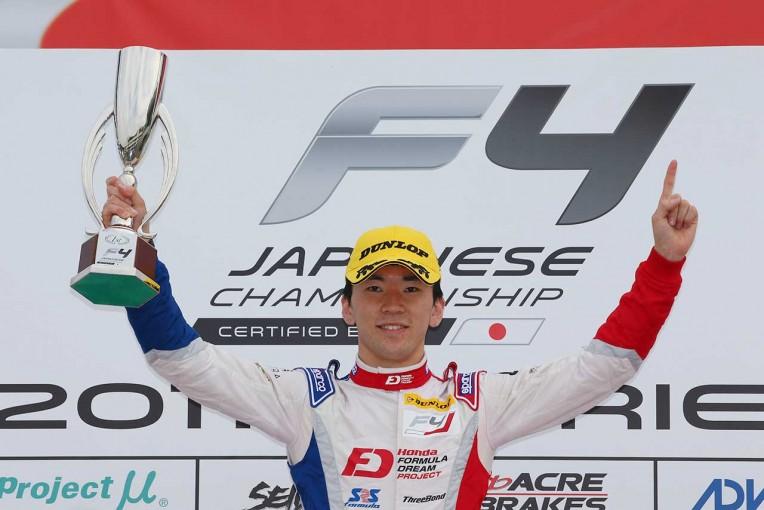 国内レース他 | 【順位結果】FIA-F4選手権第5戦オートポリス 決勝