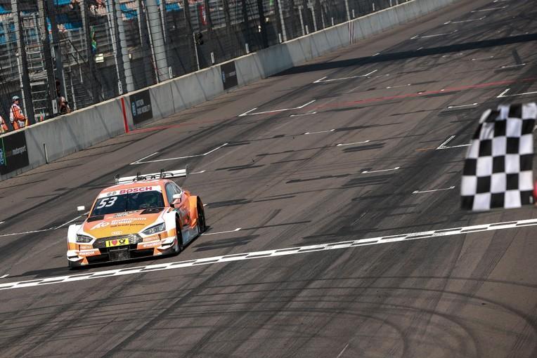 海外レース他 | DTM第4戦:豪快なオーバーテイクでグリーンが逆襲。今季2勝目を飾る