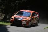 ラリー/WRC | 全日本ラリー:ミツビシ駆る福永修、0.4秒差でJN6クラスで初優勝。勝田範彦が総合2位