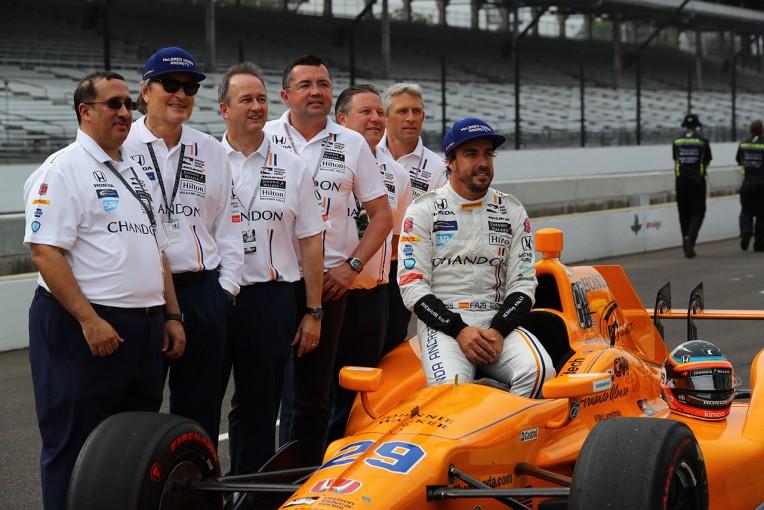 F1 | F1 Topic:アロンソは2019年にインディカー参戦か。マクラーレン離脱でホンダとのタッグに現実味