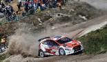 ラリー/WRC | 新井大輝と勝田貴元、WRCポルトガルでルーズグラベルの洗礼。勝田は完走、新井は炎上リタイア
