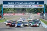 ル・マン/WEC | ブランパンGTアジア:第2戦タイはSoRのフェラーリ、グループMのメルセデスが勝利