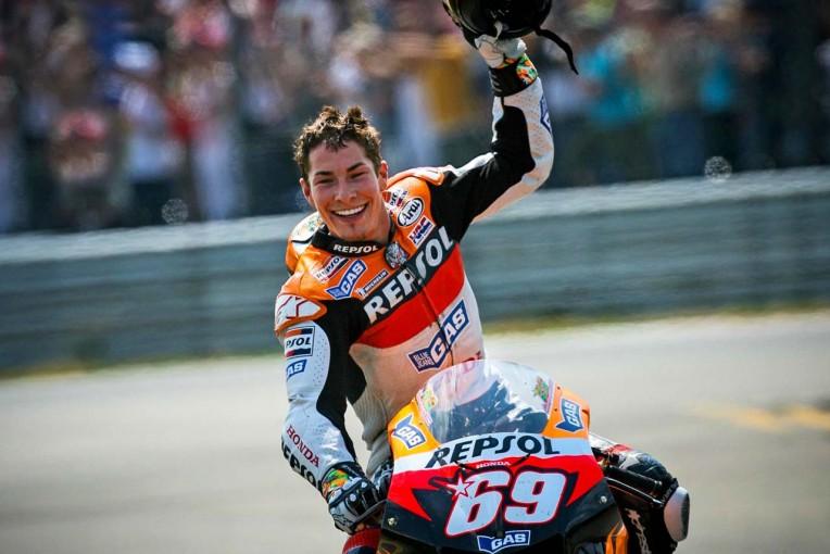 イタリアでサイクリング中、交通事故に遭い亡くなったニッキー・ヘイデン