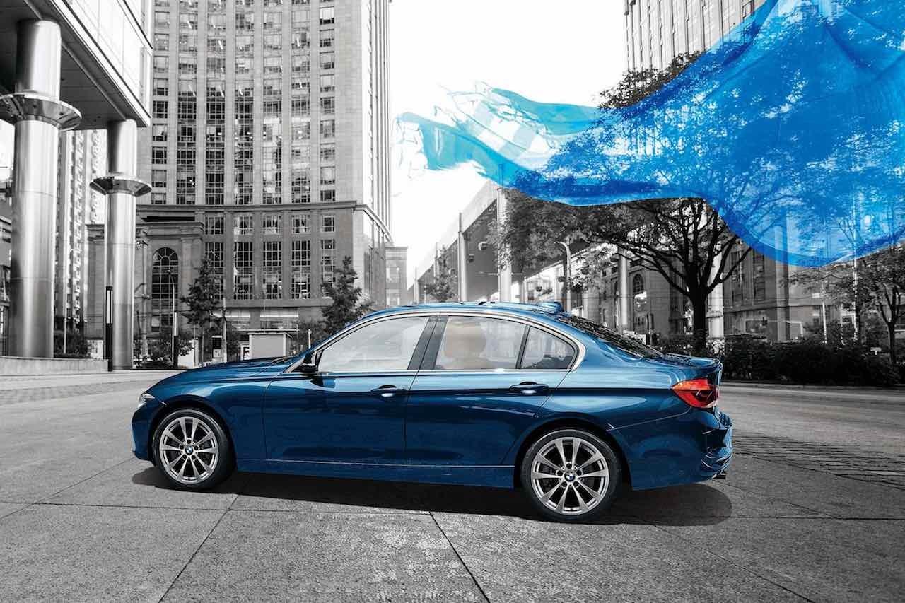 鮮やかな3色のボディカラーがそろう限定車『BMW 318i クラシック』登場