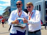 F1 | 【あなたは何しに?】元F1王者ハッキネンの目に映るマクラーレン・ホンダの現状
