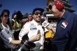 F1 | 「インディ500参戦でアロンソの精神状態が良好に」F1活動にも好影響とマクラーレン